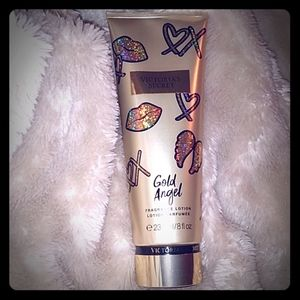 Other - VS Showtime GOLD ANGEL Fragrance Lotion NWT